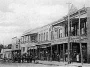 Old Winnfield, La. - Main Street, North of Square, Running West