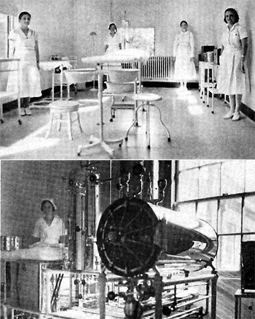 Huey Long's Programs - Healthcare